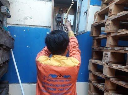 Sửa điện giá rẻ tại nhà Bình Dương