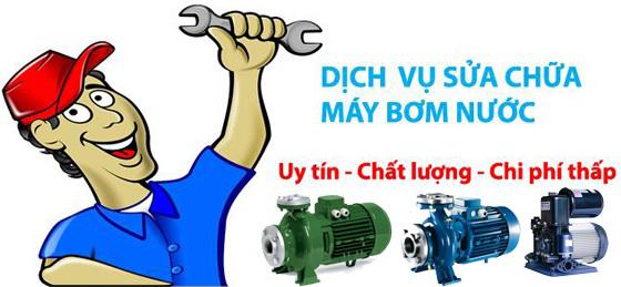 thợ sửa máy bơm nước Biên Hòa