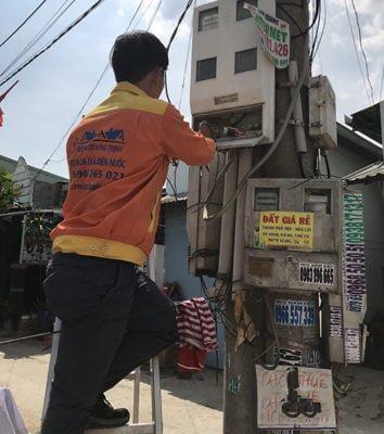 Thợ sửa điện nước Bình Dương , Biên Hòa, TPHCM