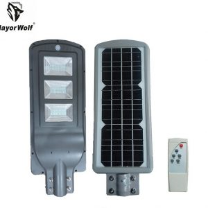 Đèn led năng lượng mặt trời liền thể 90W