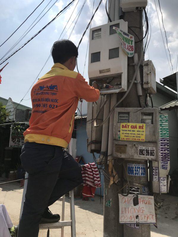 Thợ sửa điện nước tại nhà quận 1